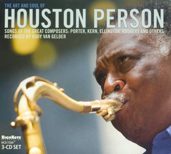 The Art&Soul Of Houston Person