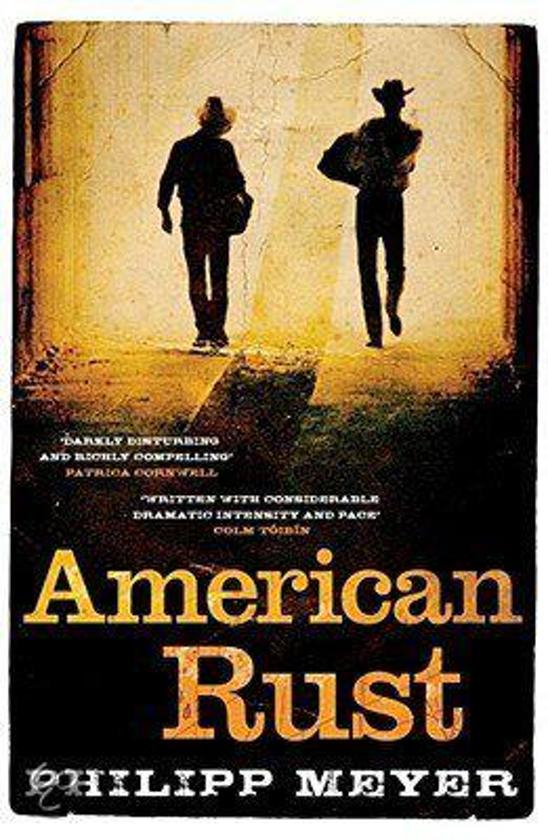 american rust book