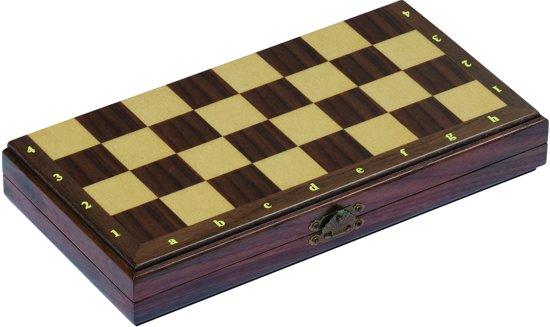 Schaakbord Plooibaar - Magnetisch