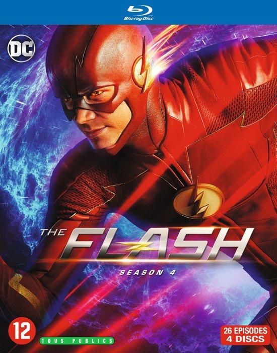 The Flash - Seizoen 4 (Blu-ray)