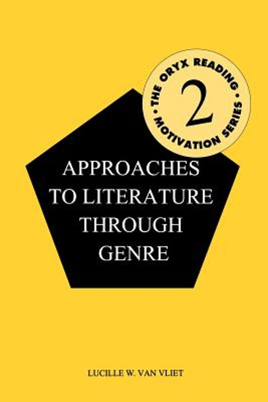 approaches to literature