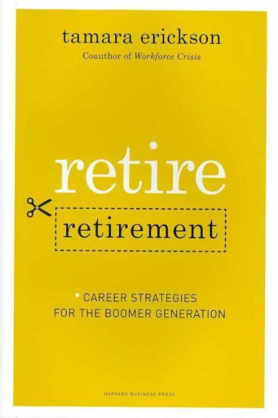 Retire Retirement