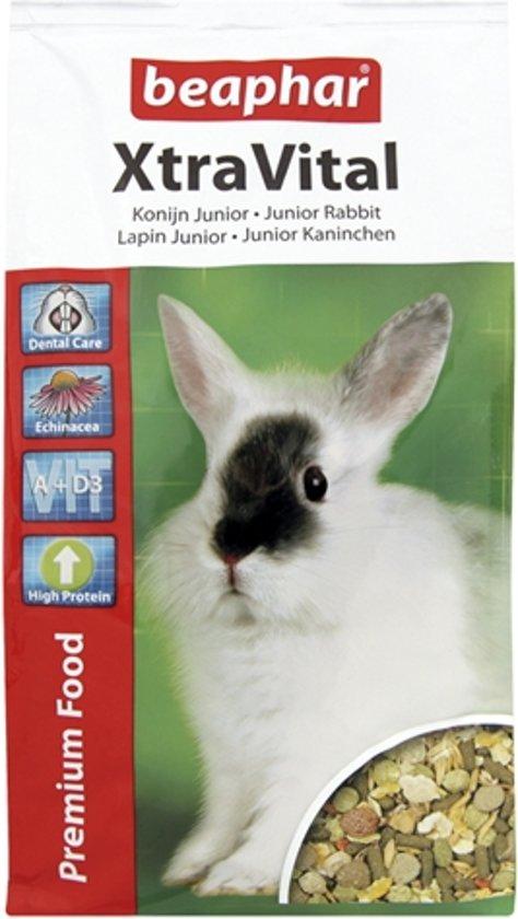 Beaphar - XtraVital Konijn Junior - 1 Kg