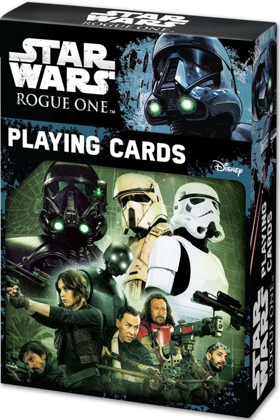 Afbeelding van het spel Star Wars: Rogue One - Speelkaarten
