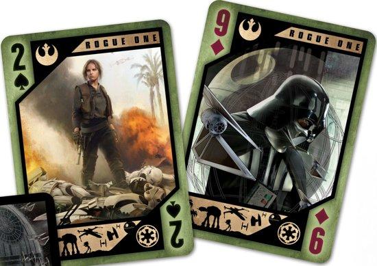 Thumbnail van een extra afbeelding van het spel Star Wars: Rogue One - Speelkaarten