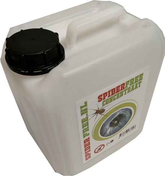 Spiderfree Concentraat - Spinnenwering - 5 Liter