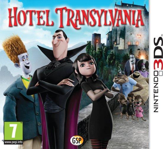 Hotel Transylvania - 2DS + 3DS
