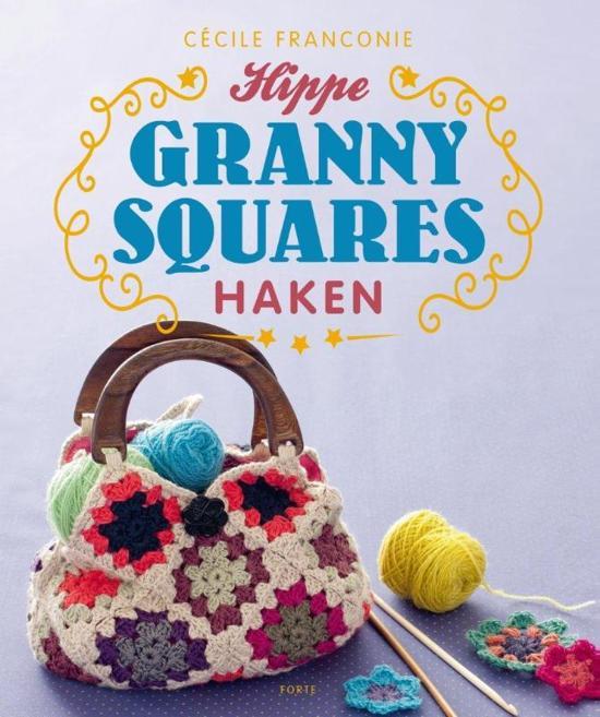 Bolcom Hippe Granny Squares Haken Cécile Franconie