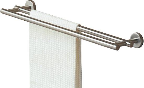 Handdoekrek Voor Badkamer : Bol.com tiger boston handdoekrek rvs geborsteld