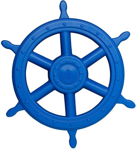 Groot piratenstuur blauw swingking speelgoed for Timon de groot