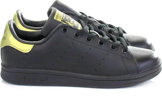Smith Core J Adidas Stan Black 5 35 Maat Metallic Gold v5qt1wO