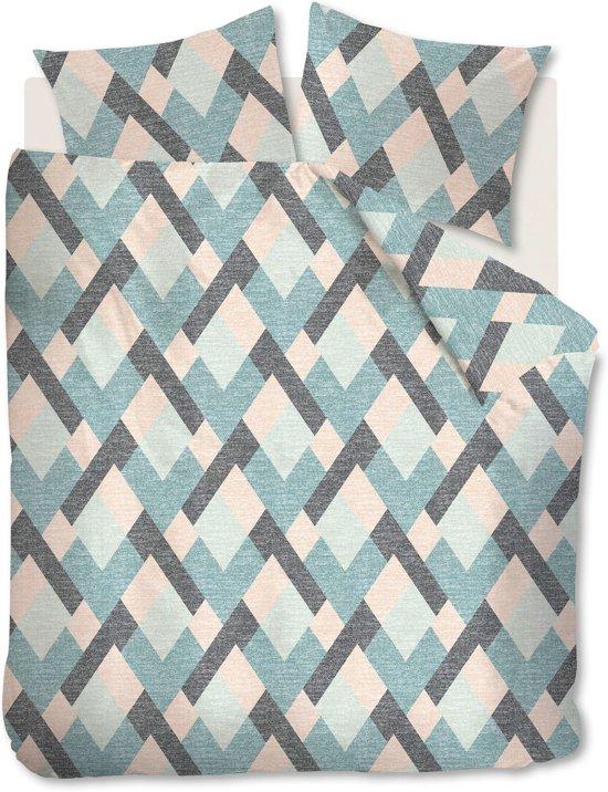 Beddinghouse Montero - Dekbedovertrek - Lits-jumeaux - 240x200/220 cm - Pastel