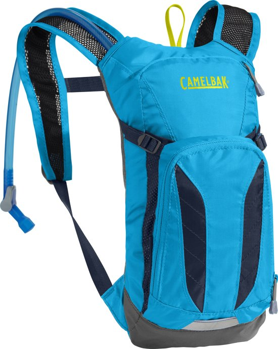 CamelBak Mini M.U.L.E. Hydration Pack 1,5L Kids, atomic blue/navy blazer