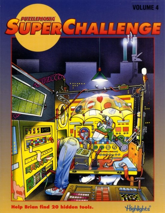 Puzzlemania SuperChallenge Volume 4