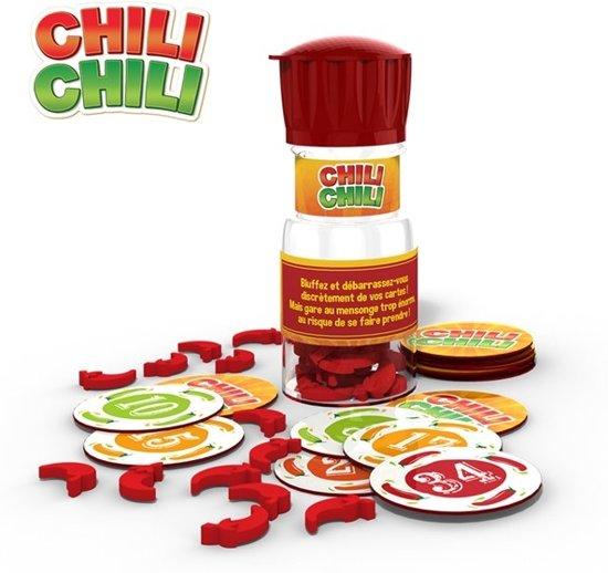 Afbeelding van het spel Spice it up Chili Cheat