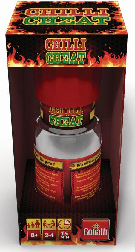 Thumbnail van een extra afbeelding van het spel Spice it up Chili Cheat
