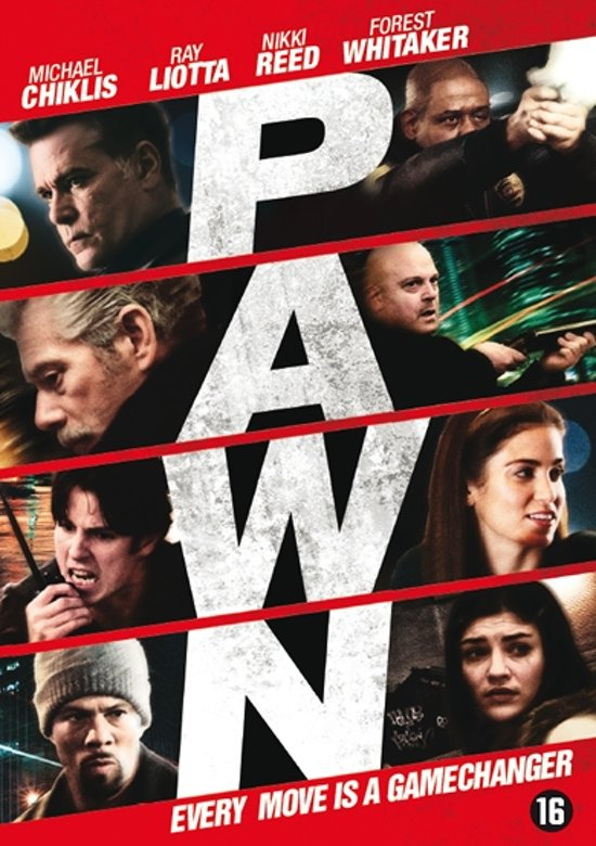 Cover van de film 'Pawn'