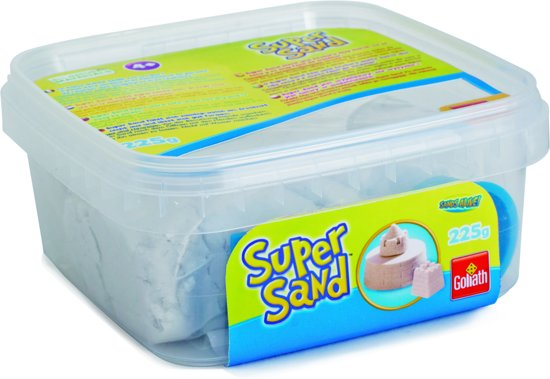 Super Sand - Starter Set - Blauw - Goliath