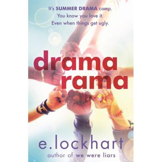 Boek cover Dramarama van E. Lockhart (Paperback)