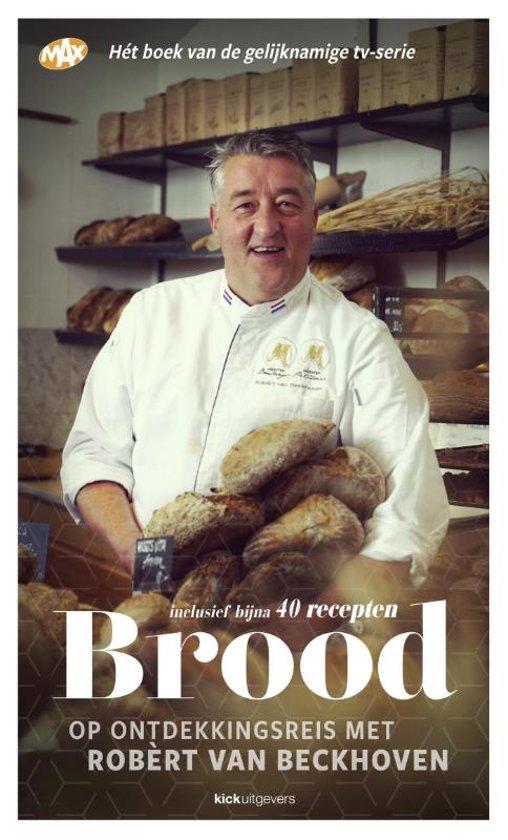 Boek cover Brood van Robert van Beckhoven (Hardcover)