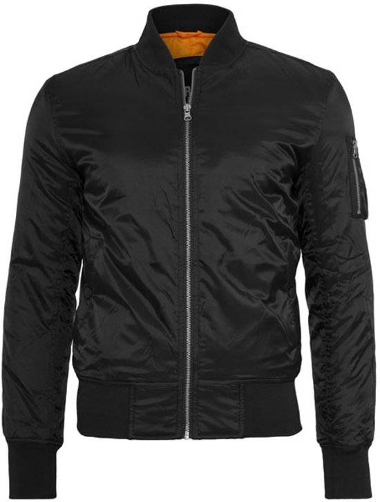 Black Jacket Classics Bomber Basic Urban SnTqY7wn0