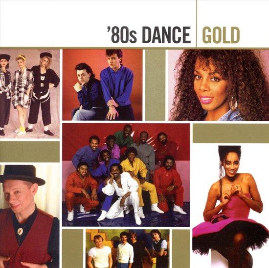 80'S Dance Gold -25Tr-