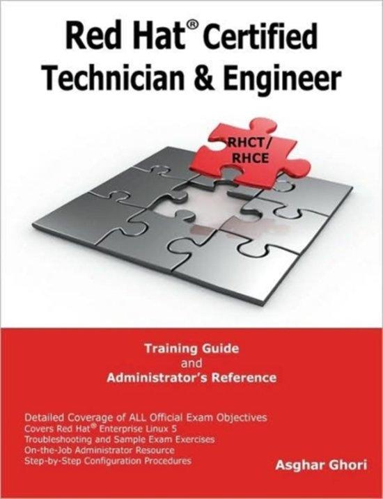 Red Hat(r) Certified Technician & Engineer