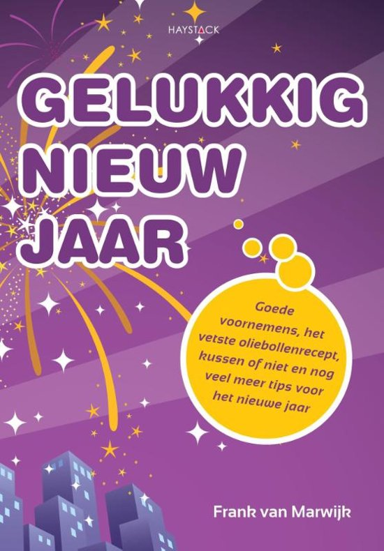 Boek cover Gelukkig nieuwjaar van Frank van Marwijk (Paperback)