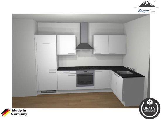 Keuken Wandkast 8 : Bol berger hoek keuken vastervik compleet incl apparatuur