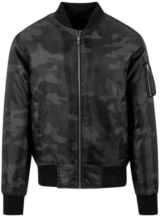 Classics Basic Bomber Camo Urban Dark Jacket Uvpqzdww