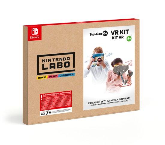 Nintendo Labo: VR - Uitbreidingsset 1 Nintendo Switch