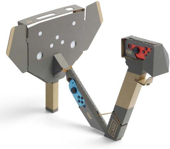 Nintendo Labo: VR-pakket - Uitbreidingsset 1 Toy-Con Olifant + Camera