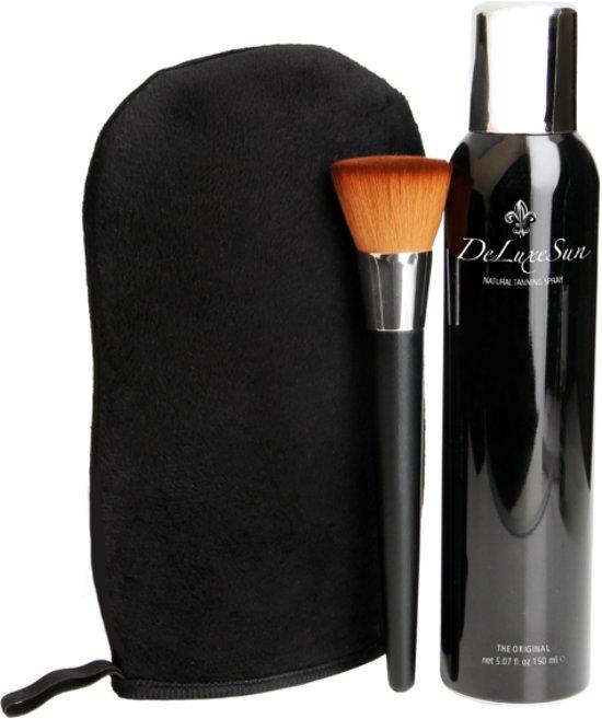 Tanning spray  set- 150ml - De Luxe Sun
