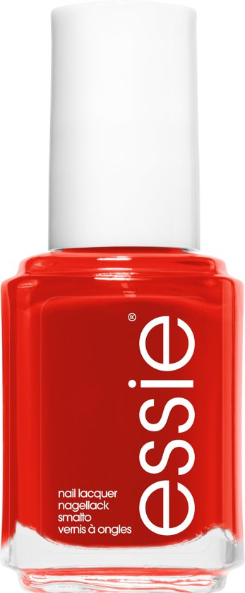 essie really red 60 - rood - nagellak