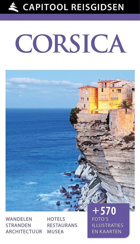 Reisgids Corsica