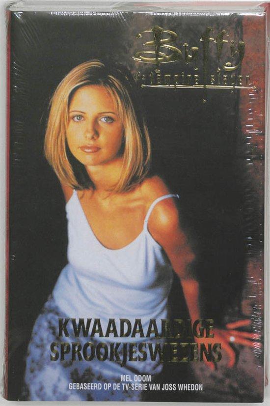 Mel-Odom-Buffy-the-Vampire-Slayer--Kwaadaardige-sprookjeswezens