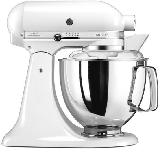 Kitchenaid Artisan 5KSM175PSEWH - Keukenmachine - Wit