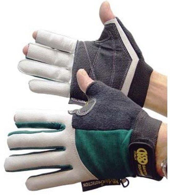 Kong Klettersteig Handschoenen voor bescherming van de handen XL