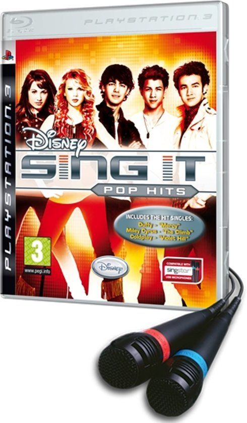 Disney: Sing it - Pop Hits (Game Only)
