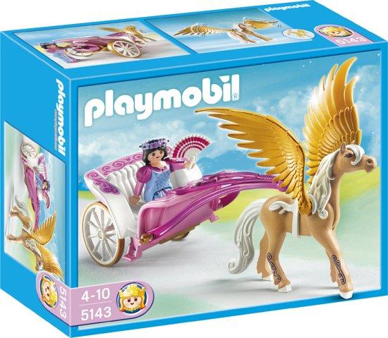 Playmobil Pegasuspaard met Koets - 5143