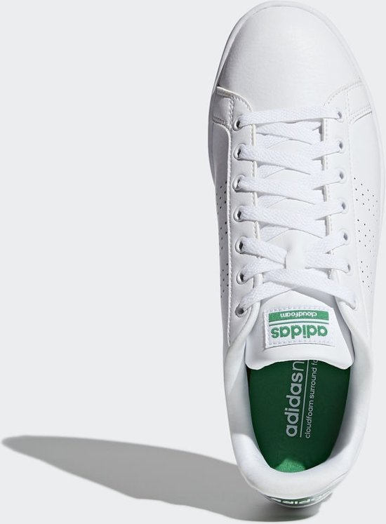 Cl Maat Cf Sneakers White Ftwr ftwr Adidas 46 Advantage White Heren green vwEnBq