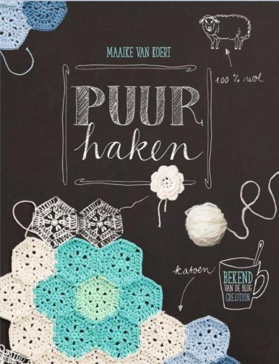 Bolcom Puur Haken Maaike Van Koert 9789043919746 Boeken