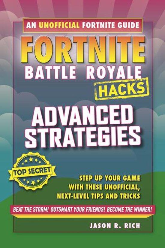 Boek cover Fortnite Battle Royale: Advanced Strategies van Jason R Rich (Onbekend)