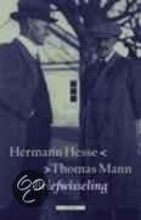 Boek cover Briefwisseling van Hermann Hesse (Onbekend)