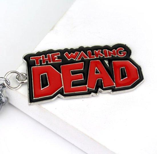 Bol The Walking Dead Sleutelhanger Keychain Tv Show