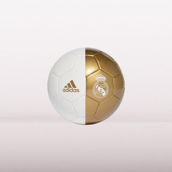 adidas Real Madrid Mini Voetbal - Maat 1
