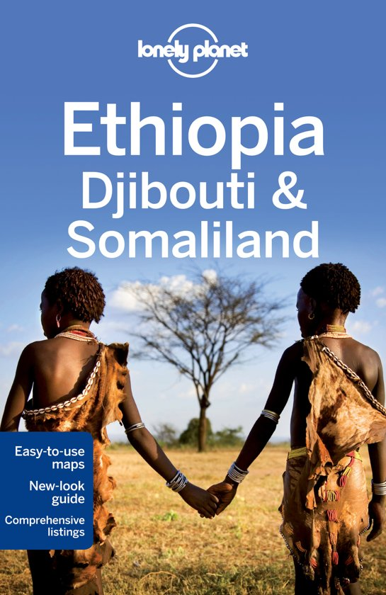 Lonely Planet reisgids Djibouti