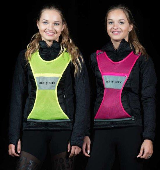 bol.com | Bee Seen - Reflectie vest - Hardloopvest - Jogging ...