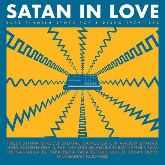 Satan In Love (2Lp)