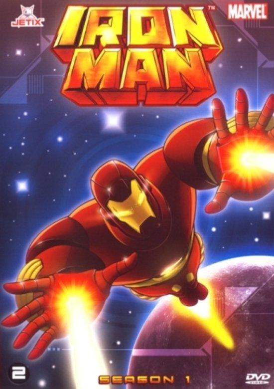 Cover van de film 'Iron Man 2'